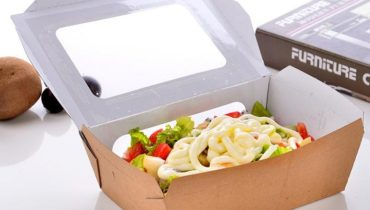 Hộp cơm giấy dùng 1 lần có thật an toàn cho sức khỏe?