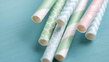 Phân phối sỉ số lượng lớn ống hút giấy siêu thị có chứng nhận an toàn