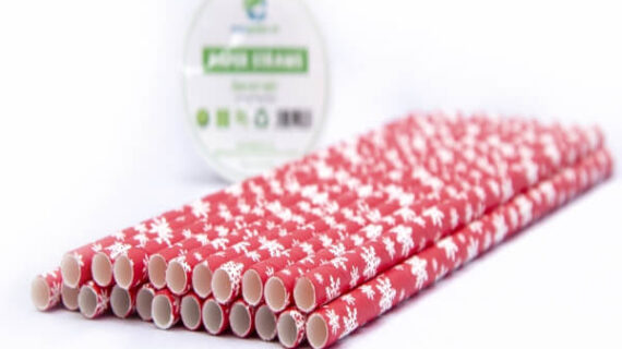 Ống hút bằng giấy được làm như thế nào? Các mẫu được ưu chuộng nhất hiện nay.