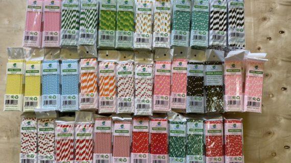 Ống hút giấy tại siêu thị, đơn vị cung cấp uy tín nhất hiện nay tại Việt Nam