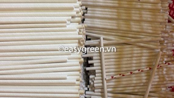 Ống hút giấy Hà Nội | Nhà máy sản xuất và phân phối ống hút giấy giá rẻ
